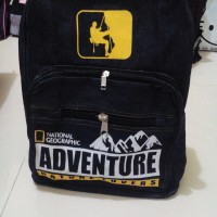 Tas Denim my trip / Nat Geo