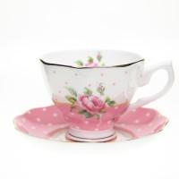 harga Shabby Chic Teacup Pink Tokopedia.com