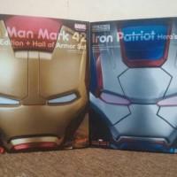 Nendoroid Iron Man Mark 42 & Iron Patriot / Nendo Ironman Mk XLII BIB