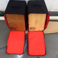 cajon sungkai / drum Box plus softcase