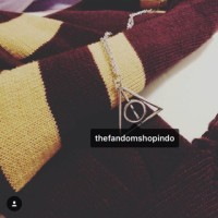 Kalung Deathly Hallows Harry Potter