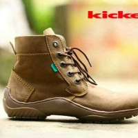 harga Diskon!! Sepatu Cowo Santai Casual Outfoor Kickers Semi Boot Termurah Tokopedia.com