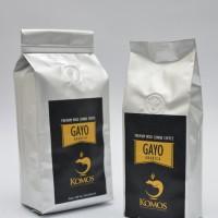 Kopi Luwak Liar Arabica Gayo 100gr Ground/Roasted Bean Komos Coffee