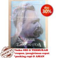 Sabda Zarathustra - Friedrich Nietzsche