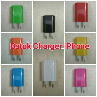 Batok charger iphone