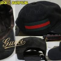 TOPI / CAP co/ce GCH-2893 kw SUPER Quality, Golden Cream Gucci IMPORT