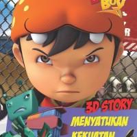 3D Story Boboiboy: Menyatukan Kekuatan by Animonsta Studio Sdn. Bhd