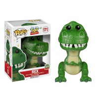 Funko Toy Story - Rex - POP! Vinyl - 6879