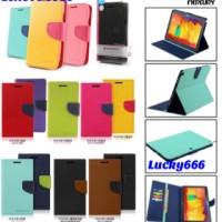 Lenovo S820 Wallet Anymode Kulit Jeruk Sarung Case Cover Casing S 820