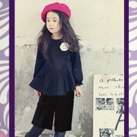 168 Collection Celana Alexandra Kulot Pant Maroon Page 3 Source · CELANA KULOT ANAK HITAM
