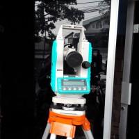 Jual Theodolite Nikon NE 101 Lengkap Dengan Tripod Rambu