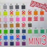 200pcs / Bag Perler Hama Beads Mini Refill