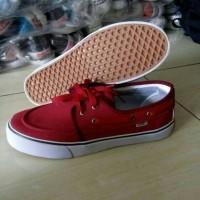Grosir Sepatu Vans merah