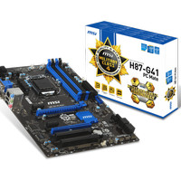 MSI H87-G41 PC Mate - LGA 1150