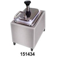 151434 (Sp-10)Stainless Steel Sauce Pan/Mesin Pompa Saus Tomat & Cabe