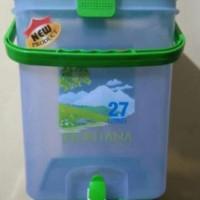 Drink Jar / Dispenser Air Minum Montana MASPION 27 Liter