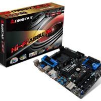 Biostar A88W 3D & AMD A10-7850K