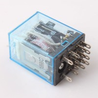 Relay Omron MY4N-J Coil 220CAC 14 pin