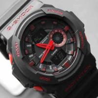 harga Jam Tangan Casio G-Shock Ga-150 Red Black ( Jam Pria,Timex,Digitec ) Tokopedia.com