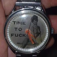 jam tanganku ga jelas asal usulnya