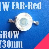 1W High Power Led 730nm GROW FAR-RED IR Emitter Taiwan EpiSTAR