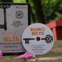 DVD KUNCI IELTS: Koleksi Buku Digital, Audio, Video, Software IELTS