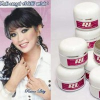 Masker Lumpur Laut Mati RL (100% Natural), Original By Ratna Listy