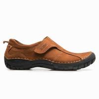 harga Sepatu Jim Joker Haper Casual Brown Pria Original Tokopedia.com