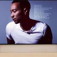 Poster John Legend All Of Me (M058)
