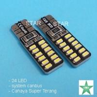 Lampu LED Senja Kota 24 LED System Canbus