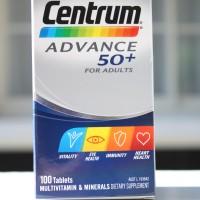 CENTRUM ADVANCE 50+ For Adults
