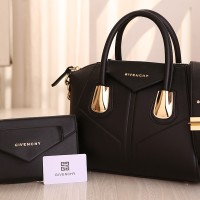 Givenchy Antigona 3501 Calfskin Gold Hardware