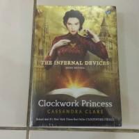 Novel Clockwork Princess (The Infernal Devices #3)