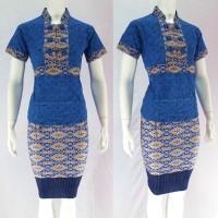 RnB Batik There Biru
