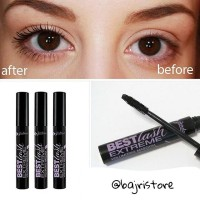 JORDANA BEST LASH EXTREME VOLUMIZING MASCARA Black