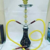 alat shisha / bong sisha / shisa rokok arab