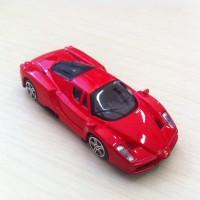 Diecast Shell Burago Enzo Ferrari
