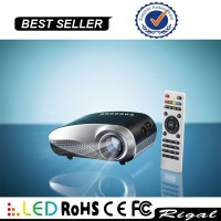 Projector RD802 Mini Led Projector Portable with TV Tuner