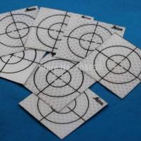 Reflector Sheet/ Reflective Tape Target/ Sticker 60 x 60 mm