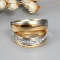 Cincin Couple / Tunangan / Nikah / Pasangan / Titanium C014