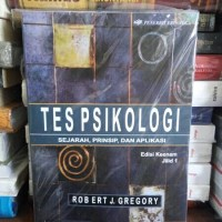 tes psikologi by robert gregory