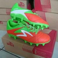 Specs Barricada Gurkha Signal orange Sepatu Bola Specs