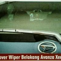 harga cover/list wiper belakang avanza/xenia chrome Tokopedia.com