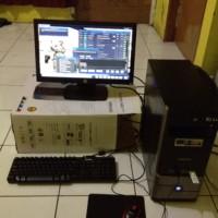 Komputer PC untuk gaming dan design