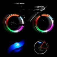 Harga lampu jari jari sepeda lampu roda ban sepeda | WIKIPRICE INDONESIA