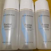 Kitoderm Facial Soap Normal / Sabun Normal Kitoderm