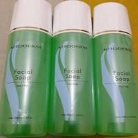 Kitoderm Facial Soap Acne / Sabun Acne Kitoderm