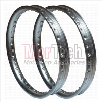 harga Velg - Pelek Rim - Ring - Jari jari TDR 16-140 & 16-160 Silver 36 Hole Tokopedia.com