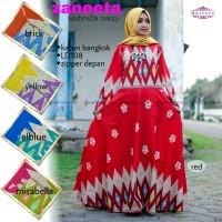 SUPPLIER HIJAB : ZANEETA DRESS BY QAISARA