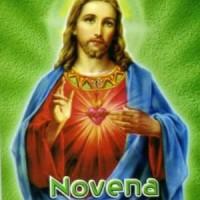 Lembar Doa Novena Kepada Hati Kudus Yesus